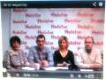 Відеотрансляція з Юрієм Ткаченко, Юрієм Голдіновим та Галиною Наконечною