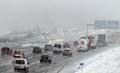 В Україну йдуть сніг і морози