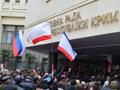 Крымские депутаты сами пригласили воруженных людей в парламент АРК - член президиума