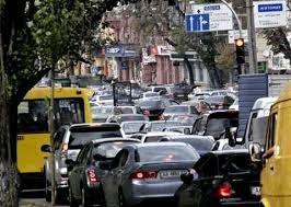 Транспортний колапс у Львові