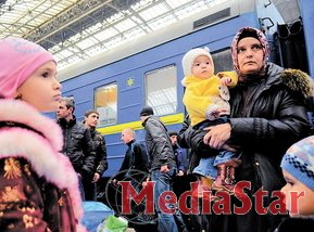 Київ прийме до 10 тис. кримських біженців