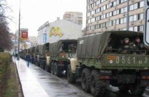 Підпорядкування віськовим Російської Федерації на території України буде розцінюватися як державна зрада з відповідними правовими наслідками