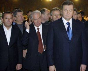"""Янукович і його 17 """"друзів"""" потрапили під санкції Європи (ПОВНИЙ СПИСОК)"""