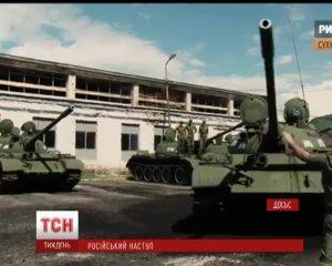 Поповнення кількості російської військової техніки в Криму