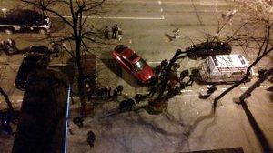 Автоматною чергою убито двоє людей у Харкові