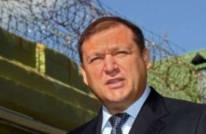 М.Добкін, знаходячись під домашнім арештом, вирішив балотуватись у президенти