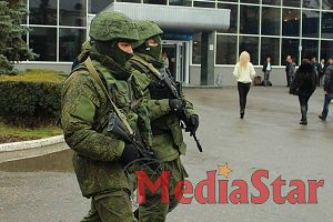 ЦРУ висловило думку про реальність введення російських військ на територію України