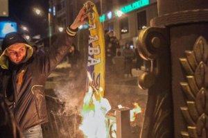 Мітинг в Донецьку закінчився смертю для одного із учасників