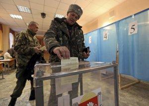 Крим приєднається до Росії. 96,6 % виборців висловилися «За»