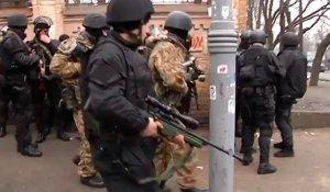 З кульовими пораненнями та тяжкими травмами людей перевозять до Львова