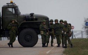 Порушення при проведенні Референдуму в Криму