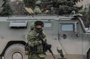 Бахчисарайський автомобільний батальйон силою захопили російські сепаратисти