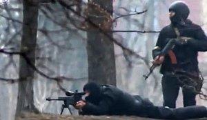Особи снайперів , які розстрілювали людей в центрі Києва , встановлені
