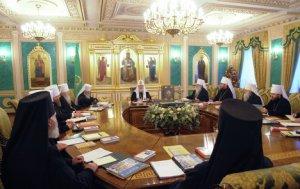 Синод РПЦ закликає не повторити насильства над українським народом
