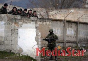 Російськими військовими захоплена чергова військова база в Феодосії