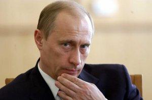 Підвищення рейтингу В. Путіна