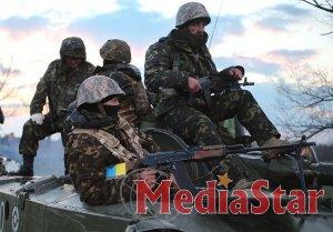 В Словянськ увійшли українські спецпризначенці