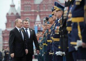 Росія намагається почати третю світову війну