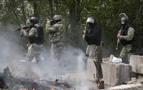 В бою під Слов'янськом вбито 30 осіб