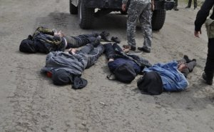 В Слов`янскьку Донецької області стрільба на блокпостах