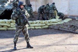 В Маріуполі Донецької області військових на блокпосту отруїли і викрали