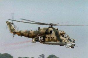 Терористами збито ще один вертоліт під Слов'янськом