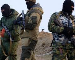 Захоплення патронного заводу Луганська бойовиками