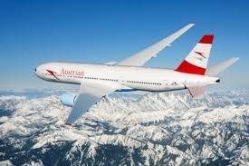 Austrian Airlines отменила рейсы в Харьков и Днепропетровск