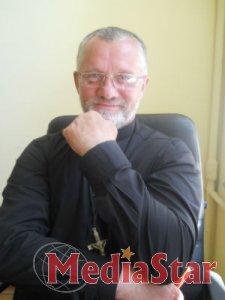 Отець Валентин, капелан Майдану, відповідальний за похорон і молитви