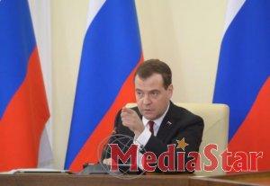 Санкції Заходу Україні не допоможуть - Медвєдєв