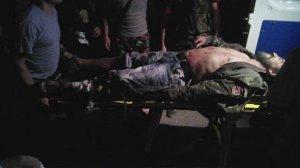 Вночі на Майдані щось вибухнуло, одна людина поранена