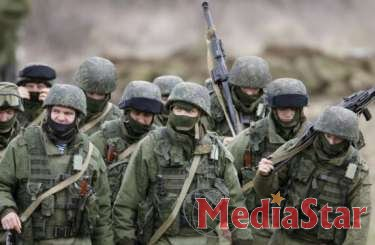 НАТО: В Україні воюють одна тисяча солдат російської регулярної армії