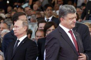 Путін - Порошенку: Я можу увійти не лише в Київ, а й інші європейські столиці