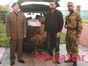 Доставили допомогу з Польщі