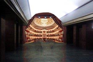 Погруддя Леніна приховають за 3D-малюнком