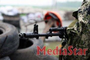 Бойовики напали на сили АТО під Бахмуткою