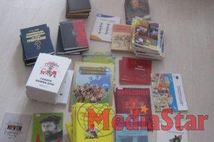 У Криму вчителі в школі рвали українські книги