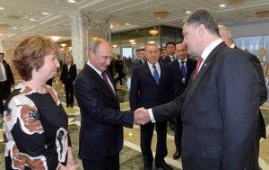 Порошенко і Путін зустрінуться в присутності сімох європейських лідерів