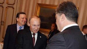О 13-й за київським часом Порошенко і Путін продовжать розмову в Мілані