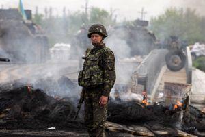 Майже 20 разів сили АТО реагували обстрілами на атаки бойовиків