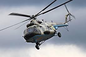 Гелікоптер російських митників літав над Україною