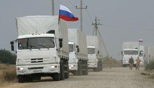 """Росія відправить ще одну """"гуманітарку"""" до Нового року"""