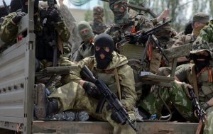 Бойовики глушать зв'язок між українськими воєнними