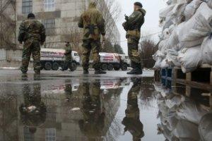 Комендатуру російських військ створили в Амвросіївці