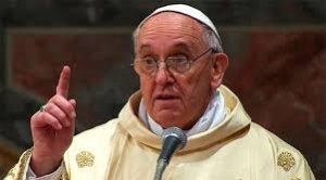 Папа Римський Франциск: Єдине правильне слово повинно бути – мир