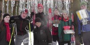 Львівські лижники посіли призові місця на Чемпіонаті України