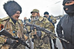 Сутички між бойовиками за бензини на АЗС Донбасу