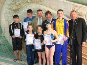 У Трускавці відбувся юнацький чемпіонат з плавання