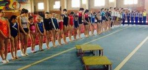 На Львівщині завершився чемпіонат зі спортивної гімнастики
