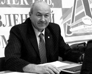 Помер першийо віце-президент Федерації волейболу України